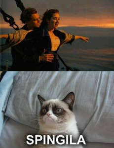 grumpy cat titanic italiano