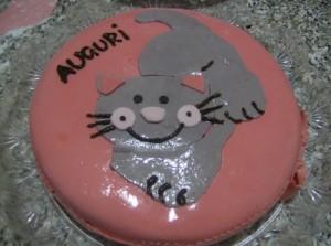Torta gatto 10