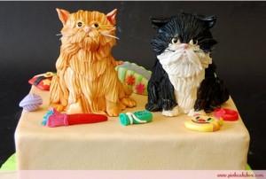 Torta gatto 4