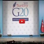 Gatti eludono la sicurezza e irrompono al G20 [VIDEO]