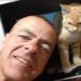 Un cittadino americano vuole tornare a casa con un gatto di Kabul